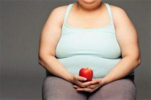 Вред женского ожирения