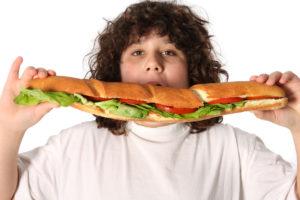 Как сбросить лишний вес ребёнку?