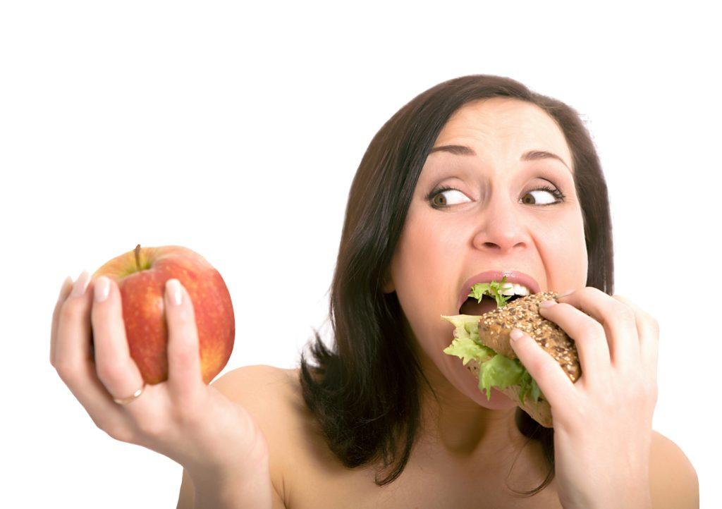 Как соблюдать диету при похудении