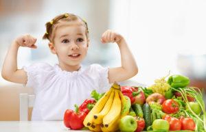 Принципы похудения ребёнка