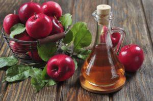 Диета с яблочным уксусом при похудении