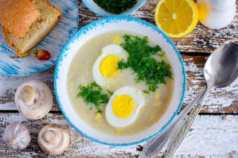 В чем польза супа?
